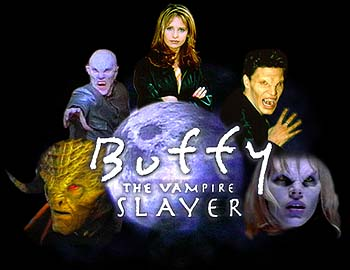 Buffy and first season demons